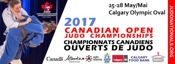 Canadian Judo Championships Huge Success Once Again